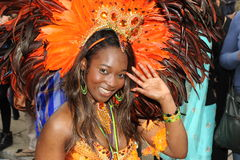 Carnaval Londres 2012 de Notting Hill Photo stock