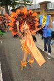 Carnaval Londres 2012 de Notting Hill Imagens de Stock Royalty Free