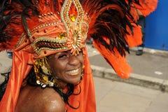 Carnaval Londres 2012 de Notting Hill Photo libre de droits
