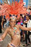 Carnaval Londres 2012 de Notting Hill Photos libres de droits