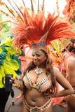 Carnaval Londres 2012 de Notting Hill Imagem de Stock Royalty Free