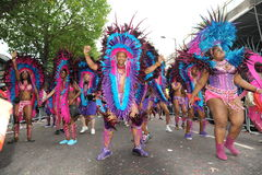 Carnaval Londres 2012 de Notting Hill Photographie stock
