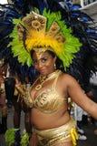 Carnaval Londres 2012 de Notting Hill Foto de archivo libre de regalías
