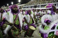 Carnaval 2018 - Mangueira Stock Foto's