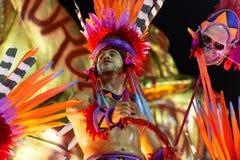 Carnaval 2019 - Mangueira fotografia de stock
