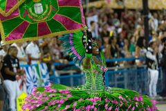 Carnaval 2019 - Mangueira foto de stock royalty free