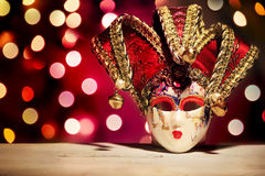 Carnaval mask Stock Image