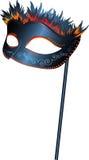 Carnaval mask2 royalty-vrije illustratie