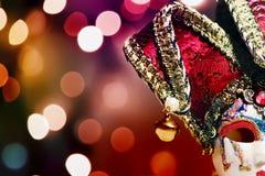 Carnaval maska Fotografia Royalty Free