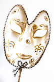 Carnaval-masker stock afbeelding