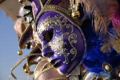 Carnaval-masker royalty-vrije stock afbeeldingen