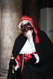 Carnaval-masker van Venetië Stock Afbeeldingen