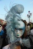Carnaval-masker van Venetië Royalty-vrije Stock Foto's