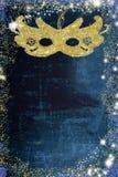 Carnaval-maskerachtergrond Royalty-vrije Stock Afbeeldingen