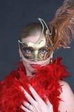 Carnaval, maskerade Stock Foto's
