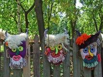 Carnaval-maskers Royalty-vrije Stock Afbeeldingen
