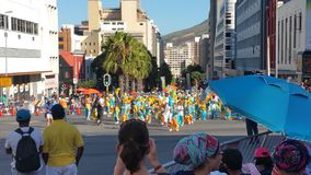 Carnaval minstral de cap photo libre de droits