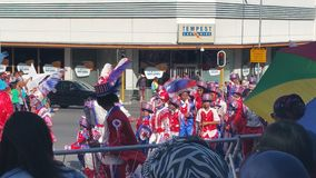 Carnaval minstral de cap photographie stock