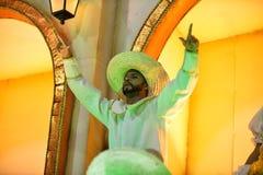 Carnaval 2018 - Mocidade Independente DE Padre Miguel Stock Fotografie