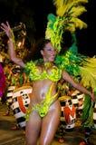 Carnaval à Montevideo Photographie stock libre de droits