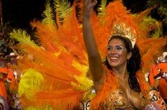 Carnaval in Montevideo Stock Photo