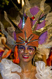 Carnaval in Montevideo royalty-vrije stock foto