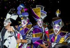 carnaval Montevideo Zdjęcia Royalty Free