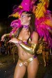 Carnaval Montevideo Royalty-vrije Stock Fotografie