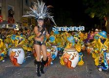 carnaval Montevideo Obrazy Royalty Free