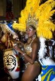 Carnaval in Montevideo Stock Foto's