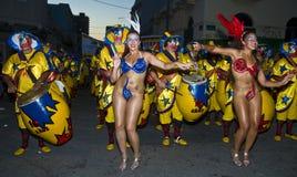 carnaval Montevideo Zdjęcia Stock