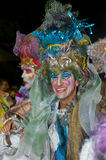 Carnaval in Montevideo Royalty Free Stock Photos