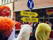 carnaval na água de Colônia Imagens de Stock Royalty Free