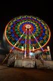 Carnaval na noite Imagens de Stock
