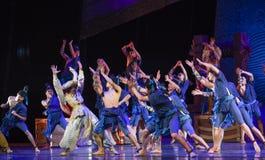 """Carnaval no sonho do """"The do drama da plataforma-dança do  de seda marítimo de Road†Imagem de Stock"""
