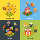 Carnaval-Ontwerpconcept vector illustratie