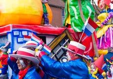 Carnaval-parade Royalty-vrije Stock Foto
