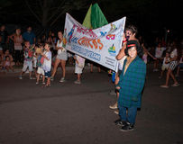 Carnaval-parade stock fotografie
