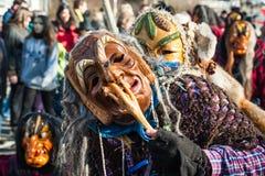 Carnaval-parade Royalty-vrije Stock Afbeeldingen