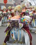 2015 Carnaval-Parade Aalst Royalty-vrije Stock Afbeeldingen