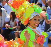 Carnaval Parade Royalty Free Stock Image