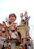 Carnaval-parade in Italië Royalty-vrije Stock Fotografie
