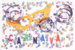 Carnaval - Pt (增殖比) 库存图片