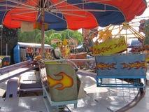 Carnaval Ride. Rides & Fun at Carnaval Fair Royalty Free Stock Photo