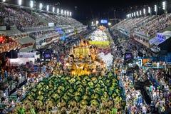 Carnaval 2014 - Rio de Janeiro Fotos de archivo libres de regalías