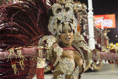 Carnaval 2014 Stock Photo