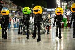 Carnaval 2019 - Rio grandioso foto de stock royalty free