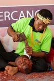 Carnaval rural Putrajaya 2011 del empresario Foto de archivo libre de regalías