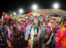 Carnaval Samba Dancer Brazil Royaltyfria Bilder