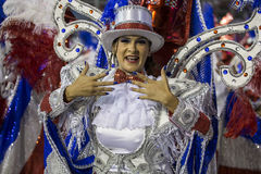 Carnaval Samba Dancer Brazil Photo libre de droits